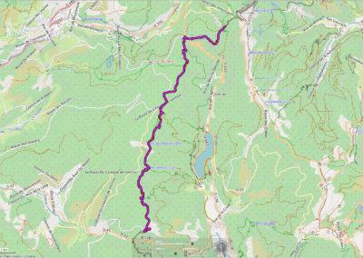 #4 Col de l'Etang – Col du Bramont – Le Grand Ventron – Petit Ventron – Les Winterges – F.A. Felsach