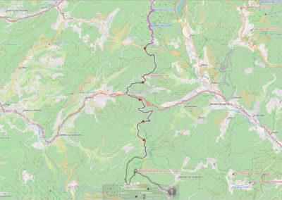 #5 F.A. Felsach – Col d'Oderen – F.A. Drumont – Col de Bussang – St. Hubertus – Rouge Gazon – Aute Bers
