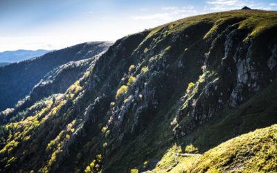 Sentier des Roches (Felsenweg/Strohmeyerpfad) – Col de la Schlucht – Le Hohneck