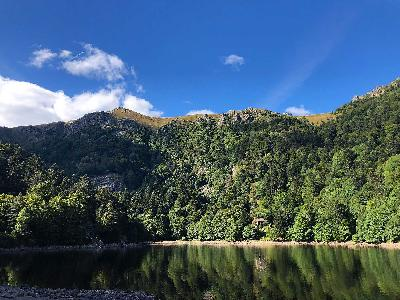 Tagestour Gaschney, Le Hohneck, Lac Schiessroth, Lac Fischbödle