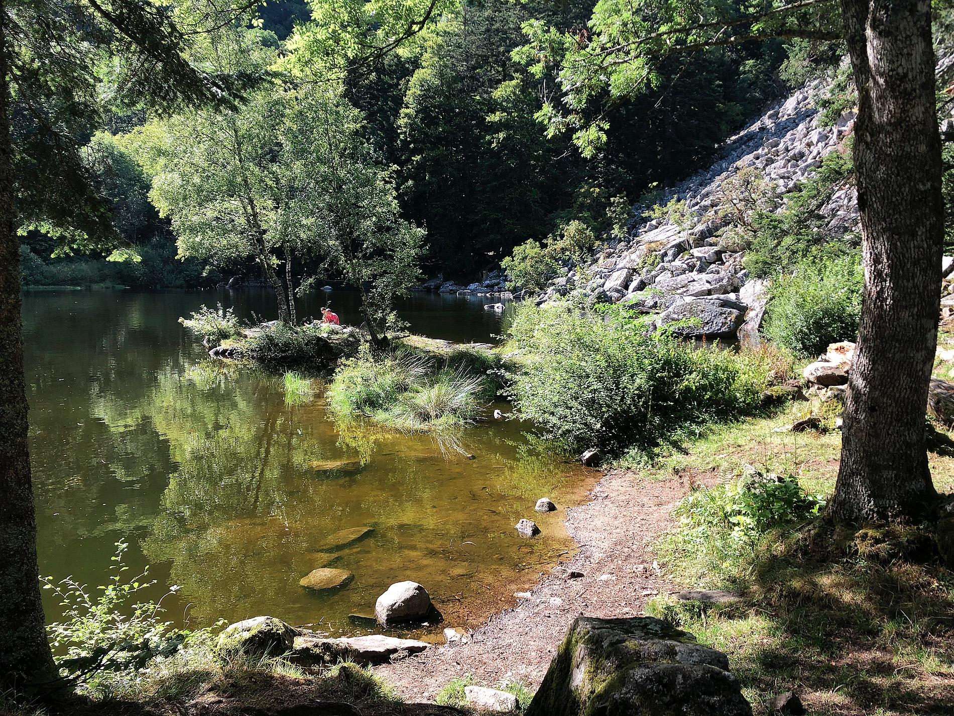 lac fischboedle elsass vogesen wandern