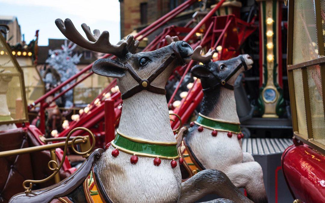Colmar zur Weihnachtszeit